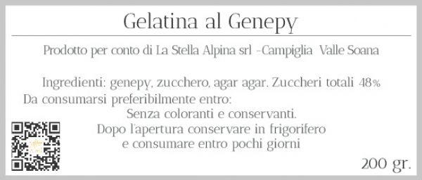 Composta al Genepy 200gr