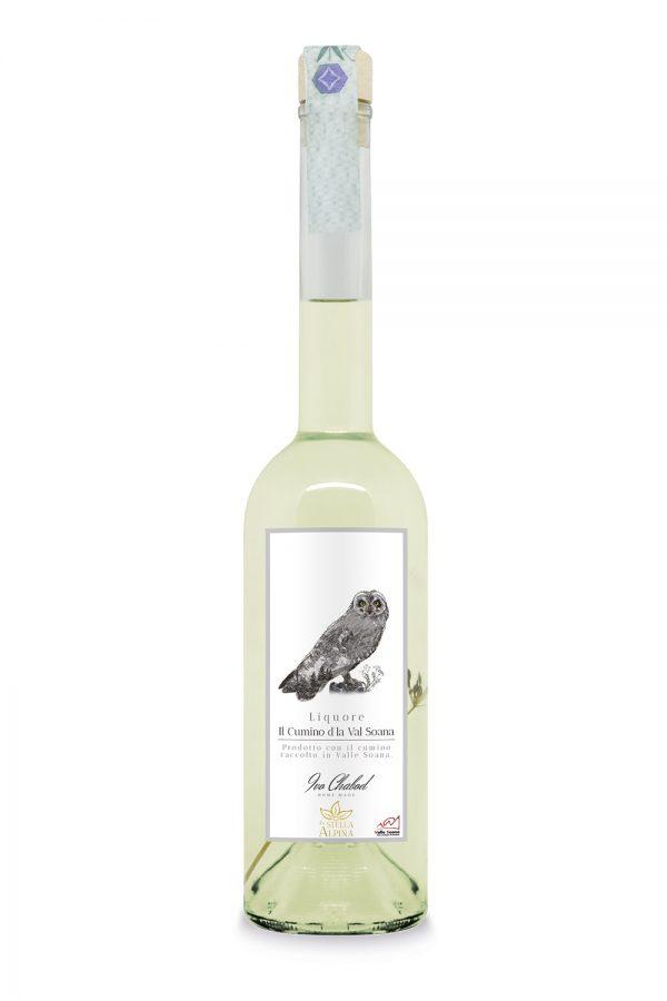 Liquore al Cumino d'la Val Soana