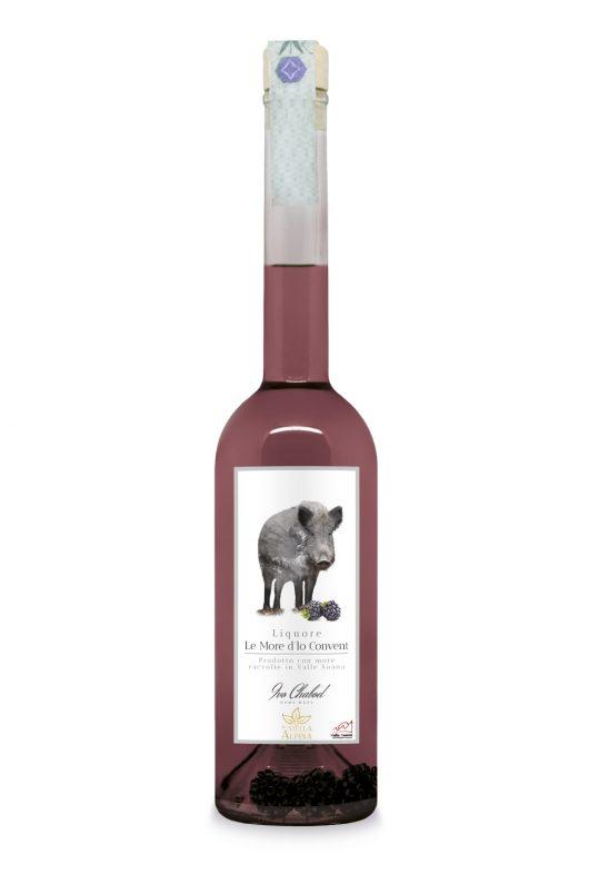 Le More d'lo Convent liquore alle More della Valle Soana