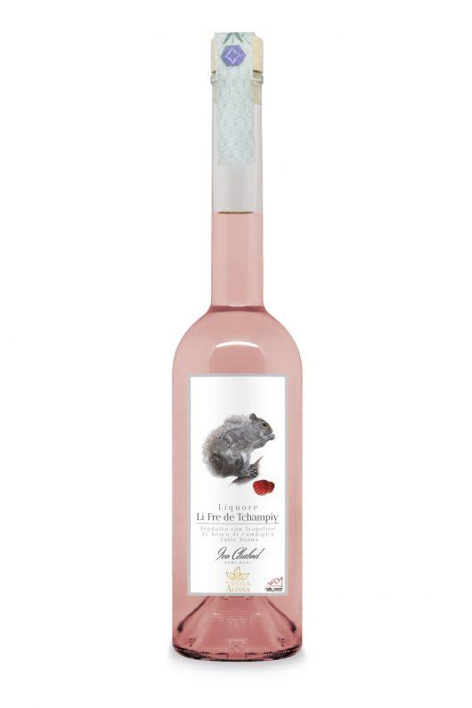 Li Fre de Tchampiy Liquore alle Fragole della Valle Soana