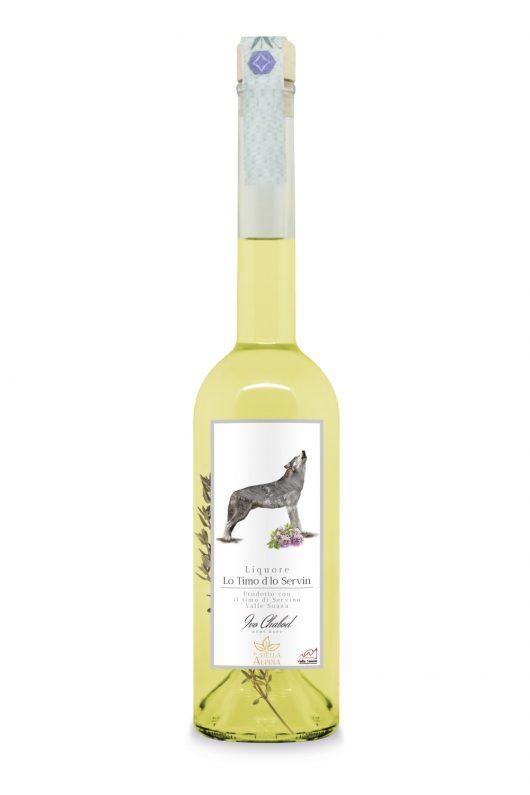 Liquore al Timo della Valle Soana Timo d'lo Servin
