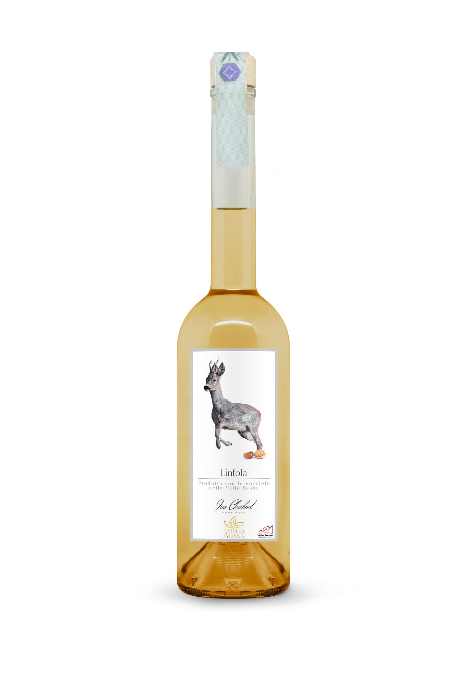 Liquore Linfola Nocciole valle soana
