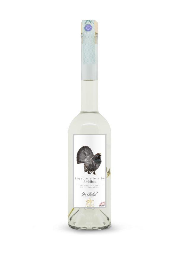 Liquore alle erbe Arquebuse Valle soana