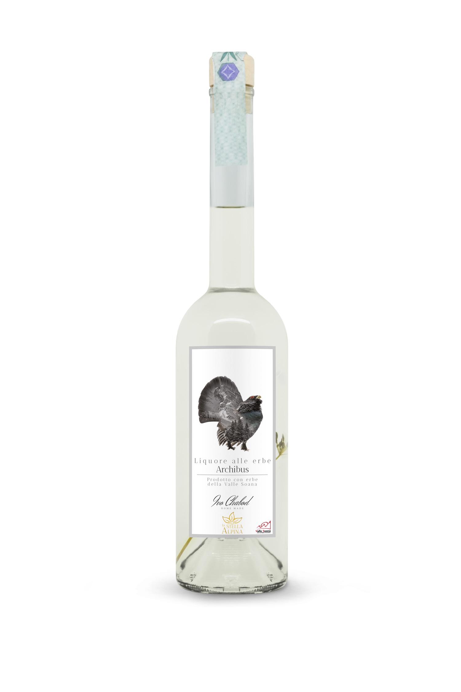 Liquore Arquebuse valle soana